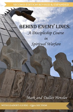 Behing Enemy Lines: A Discipleship Course in Spiritual Warfare (2nd Edition Revised and Expaned) Book Cover