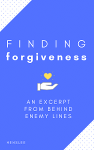 Finding Forgiveness Chapter Cover
